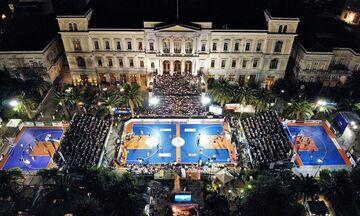 AegeanΒall Festival: Mamma mia, che istoria. We'll be Back! - To μήνυμα του τουρνουά του Πρίντεζη
