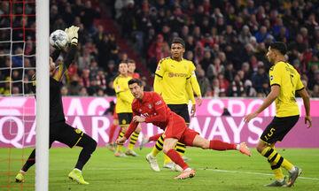 Bundesliga: Βάζει και πάλι μπροστά τις μηχανές της!