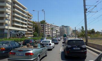 Παράταση 2 μηνών για τα έργα του τράμ στον Πειραιά - Τροποποίησεις λεωφορειακών γραμμών (vid)