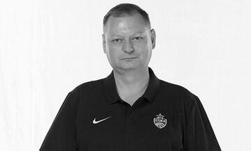 ΤΣΣΚΑ Μόσχας: Πέθανε από κορονοϊό ο γιατρός της ομάδας Ρομάν Αμπζελίλοφ