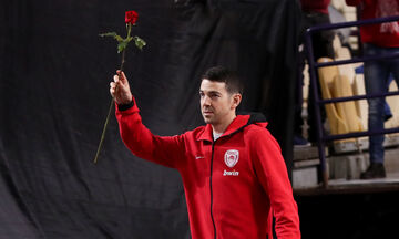 Ολυμπιακός: Συλλυπητήριο μήνυμα στην ΤΣΣΚΑ για την απώλειά της (pics)