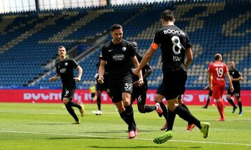 Bundesliga 2: Πήραν «οξυγόνο» Μπόχουμ και Καρλσρούη! (vid)