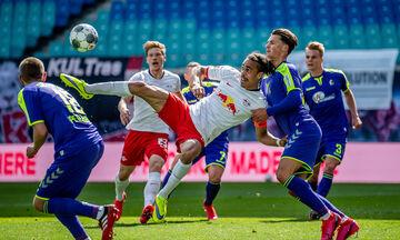 Λειψία - Φράιμπουργκ: Ο Πόουλσεν ισοφάρισε σε 1-1 (vid)