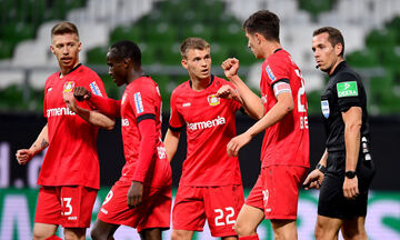 Βundesliga: Πέρασε από τη Βρέμη η Λεβερκούζεν με το εμφατικό 4-1 (βαθμολογία, highlights)