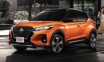 Νέο 1.200άρι υβριδικό SUV Nissan Kicks e-Power