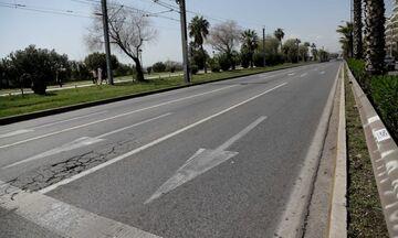 Παλαιό Φάληρο: Πλήρης διακοπή κυκλοφορίας στην Ποσειδώνος - Οι παρακάμψεις προς Πειραιά και Γλυφάδα
