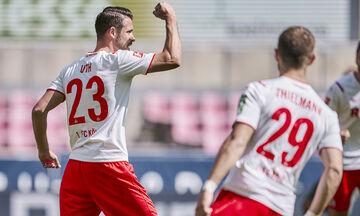 Κολωνία - Μάιντς: Το πέναλτι του Ουτ για το 1-0 (vid)