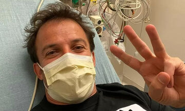 Στο νοσοκομείο ο Ντελ Πιέρο με πέτρα στα νεφρά (pic)