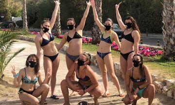 Πόλο: Έτοιμα τα κορίτσια του Νηρέα Χαλανδρίου για την επιστροφή (pic)