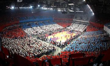 EuroLeague: Φαβορί το Βελιγράδι για να φιλοξενήσει τους αγώνες μετά τον κορονοϊό