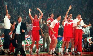 Το ιστορικό και αλησμόνητο Ολυμπιακός - Παναθηναϊκός 73-38 (pic-vid)