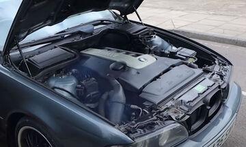 Τι κρύβει μια BMW 525d E39 των 168 ευρώ;