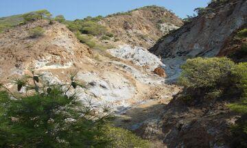 Φως στην Ελλάδα: Το άγνωστο ηφαίστειο χωρίς ενεργό κρατήρα στην Αττική