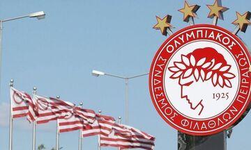 Ο Ολυμπιακός για την Γενοκτονία των Ελλήνων του Πόντου (pic)