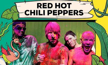 Νέα ημερομηνία για την ακυρωμένη συναυλία των Red Hot Chili Peppers στην Αθήνα το 2021 (pic)