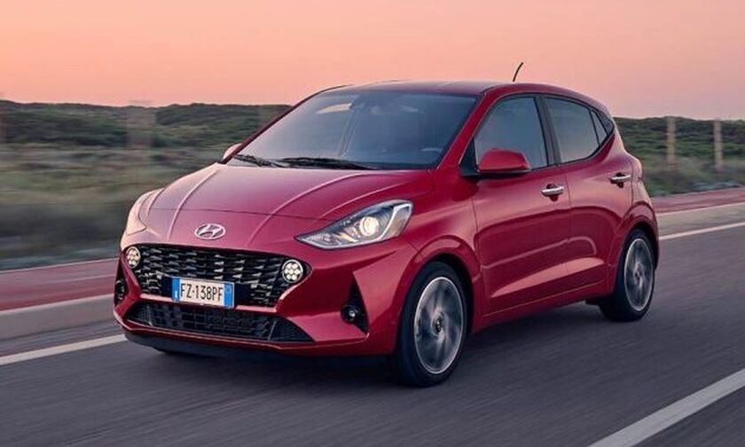 Γιατί το νέο Hyundai i10 διαθέτει κορυφαία ασφάλεια