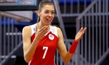 Το μήνυμα της Λαμπρούση στον Ολυμπιακό: «Εις το επανιδείν»