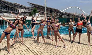 Καλλιτεχνική κολύμβηση: Επιστροφή στις προπονήσεις για την Εθνική ομάδα