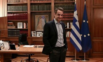 LIVE: Οι ανακοινώσεις του πρωθυπουργού Κυριάκου Μητσοτάκη (18.00)