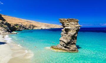 Φως στην Ελλάδα: Της γριάς το πήδημα: Γιατί ονομάστηκε έτσι η διάσημη παραλία