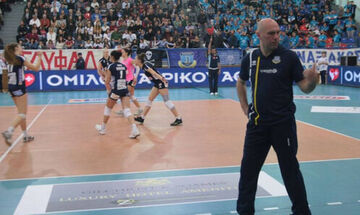 Nέος προπονητής του ΑΟ Θήρας ο Κώστας Παπαδόπουλος. Διάψευση για διάλυση...