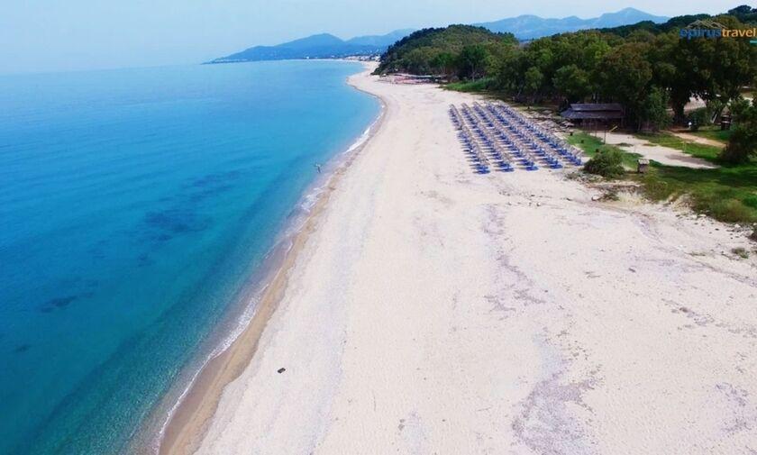 Φως στην Ελλάδα: Η μεγαλύτερη παραλία της Ευρώπης με άμμο βρίσκεται στην Ελλάδα