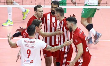 Volley League ανδρών: Ημιτελικοί στο ΟΑΚΑ, οι τελικοί στις έδρες των νικητών για τον τίτλο (upd)