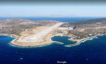 Φως στην Ελλάδα: Φωτογραφίες από τα εντυπωσιακά αεροδρόμια του Αιγαίου που… ακουμπούν στην θάλασσα
