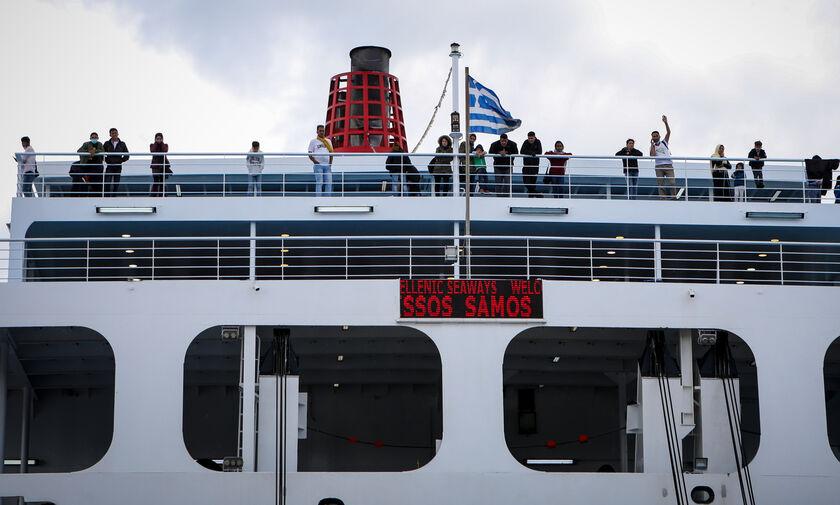 Ελεύθερες οι μετακινήσεις προς όλα τα νησιά από Δευτέρα 25 Μαΐου