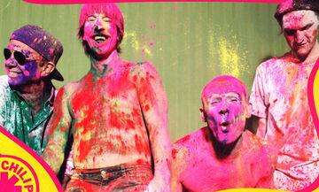 Συναυλίες: Ραντεβού το 2021 με τους Red Hot Chili Peppers