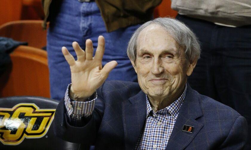 NCAA: Πέθανε ο προπονητής Έντι Σάτον - Σε τρεις μήνες θα έμπαινε στο Hall of Fame
