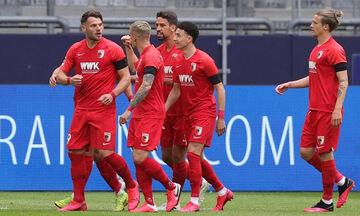Σάλκε-Άουγκσμπουργκ 0-3: Εντυπωσιακό διπλό (Highlights)