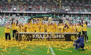 Κυπελλούχος Λευκορωσίας η ΜΠΑΤΕ (vid)