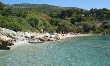 Φως στην Ελλάδα: Ερωτοσπηλιά: Ο αγαπημένος προορισμός για μπάνιο στην Αττική