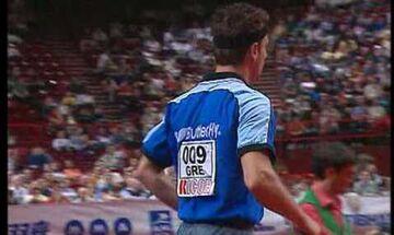 Σαν σήμερα: Το χάλκινο μετάλλιο του Κρεάνγκα στο Παγκόσμιο πρωτάθλημα του 2003 (pics)