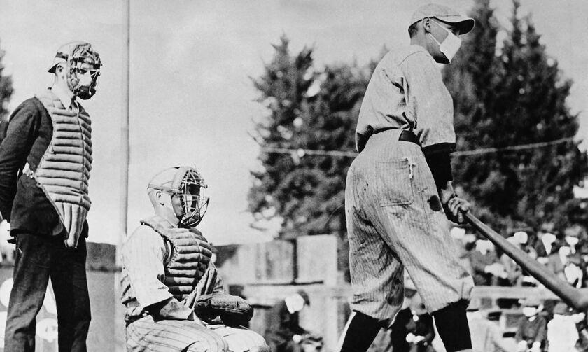 1919: Όταν η ισπανική γρίπη απειλούσε τον παγκόσμιο αθλητισμό