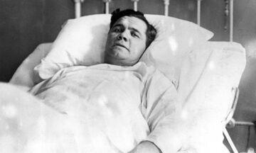 Μπέιμπ Ρουθ: Νίκησε την ισπανική γρίπη, νικήθηκε από τον καρκίνο