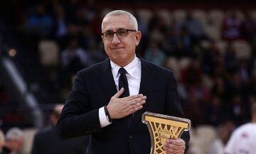 Σταυρόπουλος για Ολυμπιακό: «Δεν είναι εύκολο να παίζεις μόνο Euroleague»