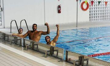 Απόλλων Σμύρνης: Στο νερό και πάλι η ομάδα του Γιάννη Κατρουζανάκη (pic)