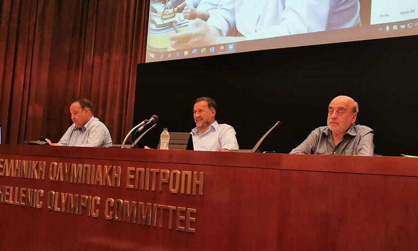 ΕΟΕ: Εκλογές του χρόνου τον Σεπτέμβριο