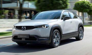 Πόσο κάνει το πρώτο ηλεκτρικό Mazda MX-30;