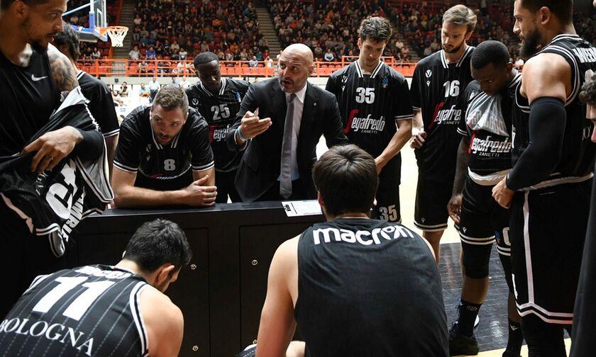 Η Βίρτους Μπολόνια εποφθαλμιά τη θέση του Παναθηναϊκού στην EuroLeague!