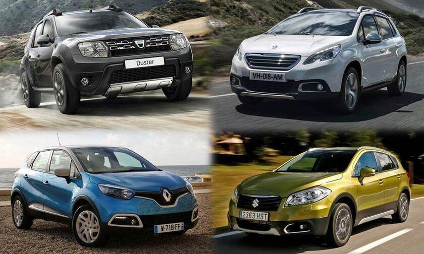 Οικονομικά SUV του 2015 με diesel κινητήρες