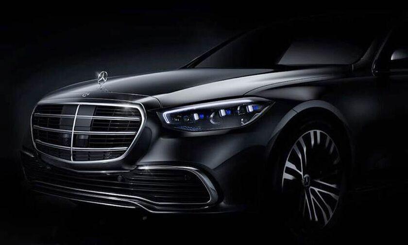 Πρώτη αποκάλυψη της νέας Mercedes S-Class