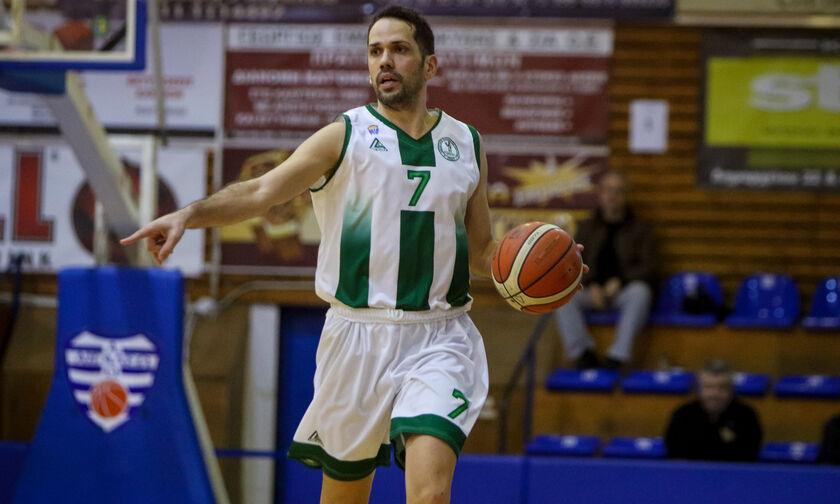 ΕΣΑΚΕ: Δεν θα συμμετάσχει ο Διαγόρας Δρυοπιδέων στην Basket League