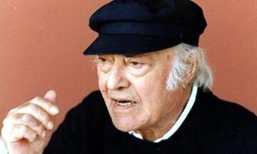 Ο Σωτήρης Τσιόδρας μας είπε αντίο με... Ελύτη που δεν έγραψε ο Ελύτης