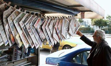 Μόνο μια εφημερίδα αύξησε την κυκλοφορία της εν μέσω πανδημίας