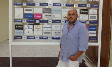 Πατηνιώτης για Volley League, τηλεδιάσκεψη και έξτρα ομάδες
