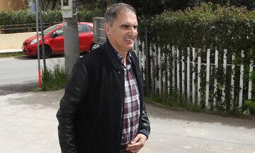 Μποροβήλος: «Με Έλληνες διαιτητές, VAR και χωρίς κόσμο στην αρχή»