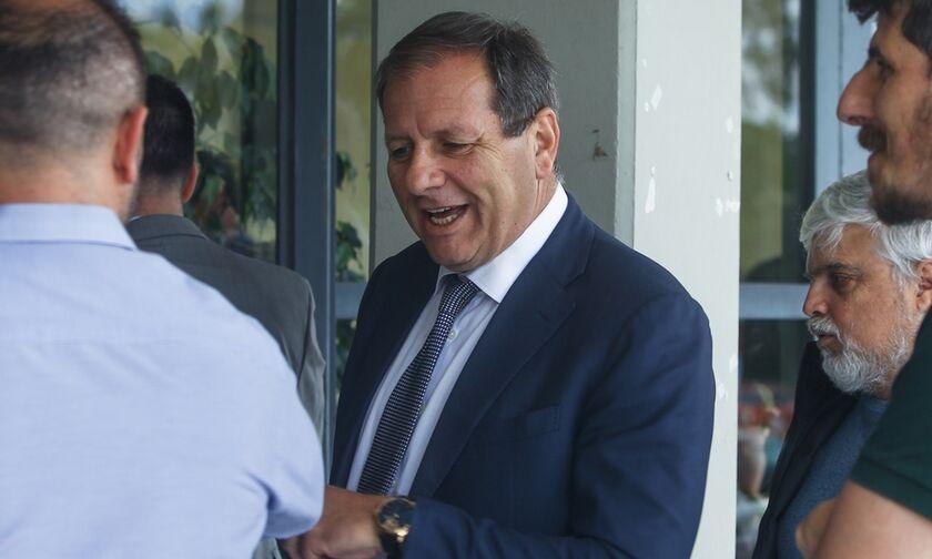 ΑΕΚ: Γιατί αποχώρησε έξαλλος ο Μάκης Αγγελόπουλος από τα γραφεία του ΕΣΑΚΕ